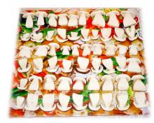"""Электросушилка """"Самобранка"""" для фруктов, овощей, грибов (50*50см )"""